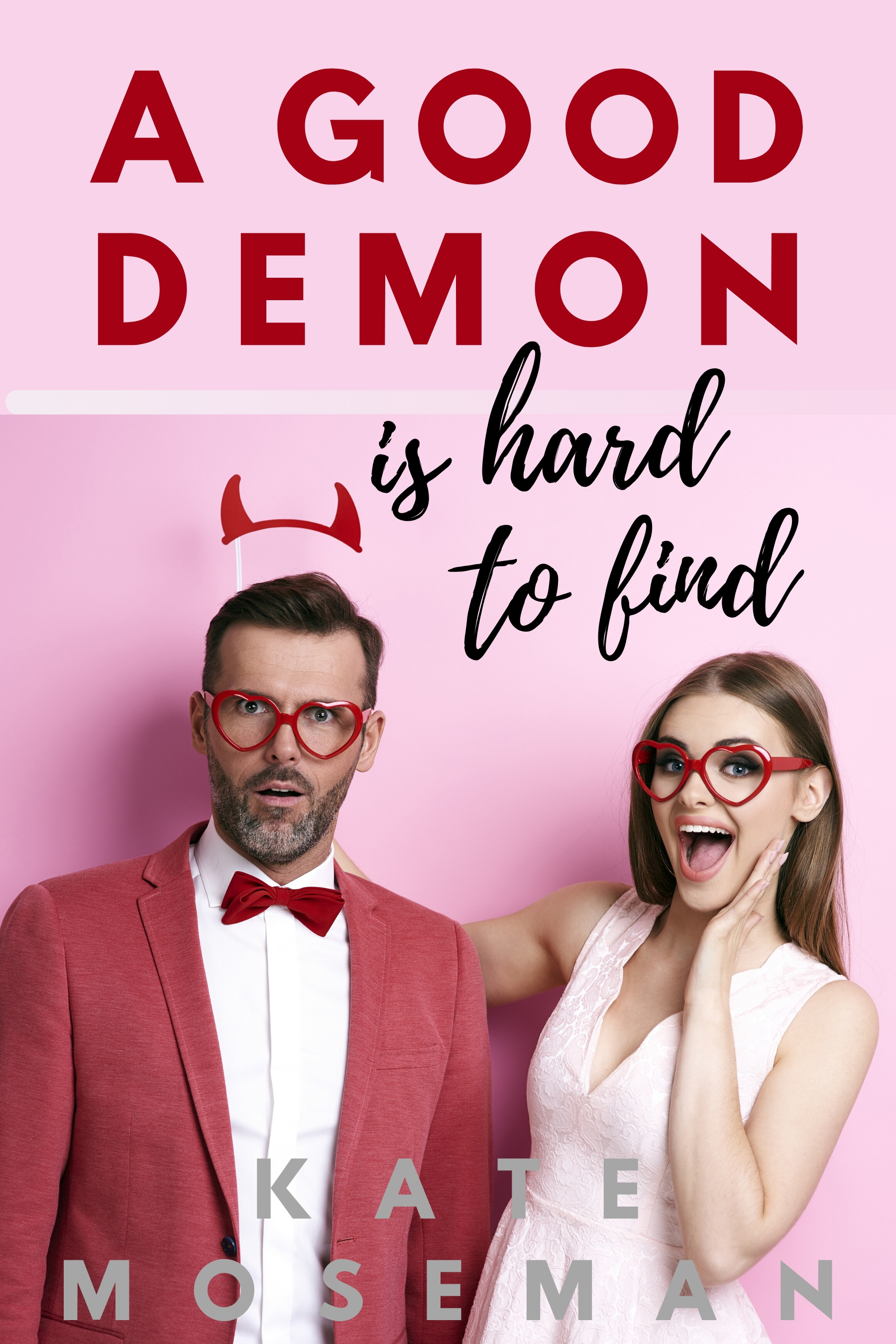 A Good Demon Is Hard to Find Ebook Cover Wide (3)