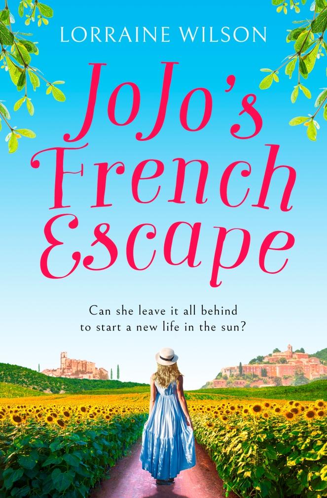 JoJos French Escape Cover