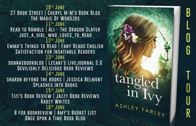 Tangled In Ivy Full Tour Banner